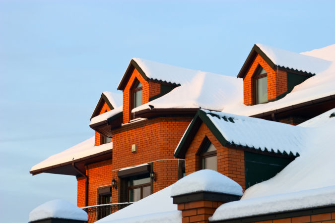 How to Identify If There's Too Much Snow on Your Roof