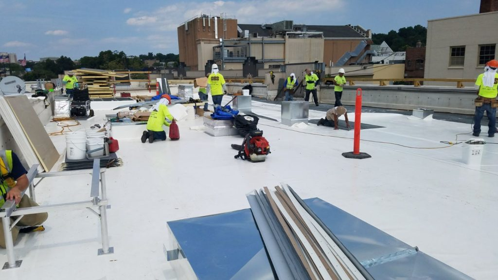 commercial roofing contractors nj