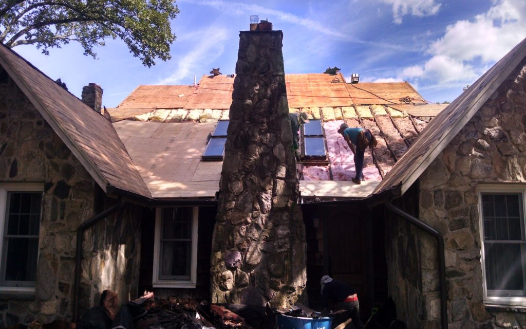 how much is a new roof in nj