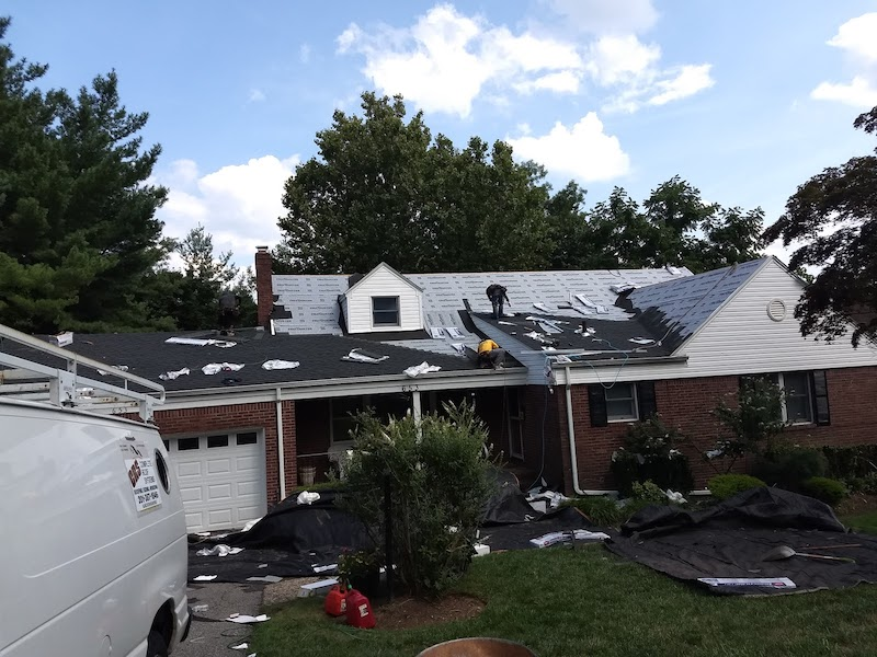 how long does it take to replace a roof