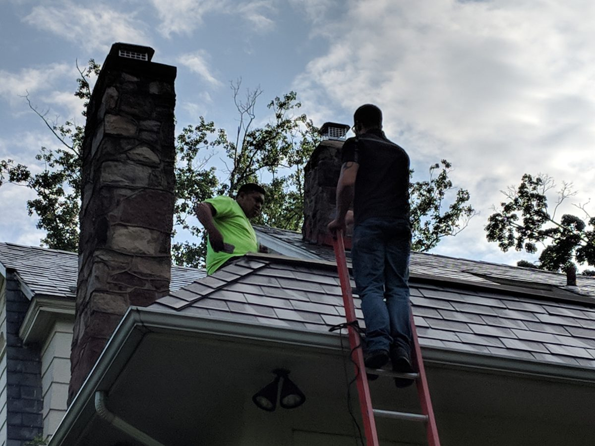 What's the Average Cost of Roof Cleaning in NJ?