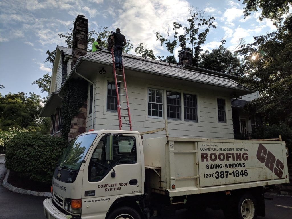 nj home improvement roofers