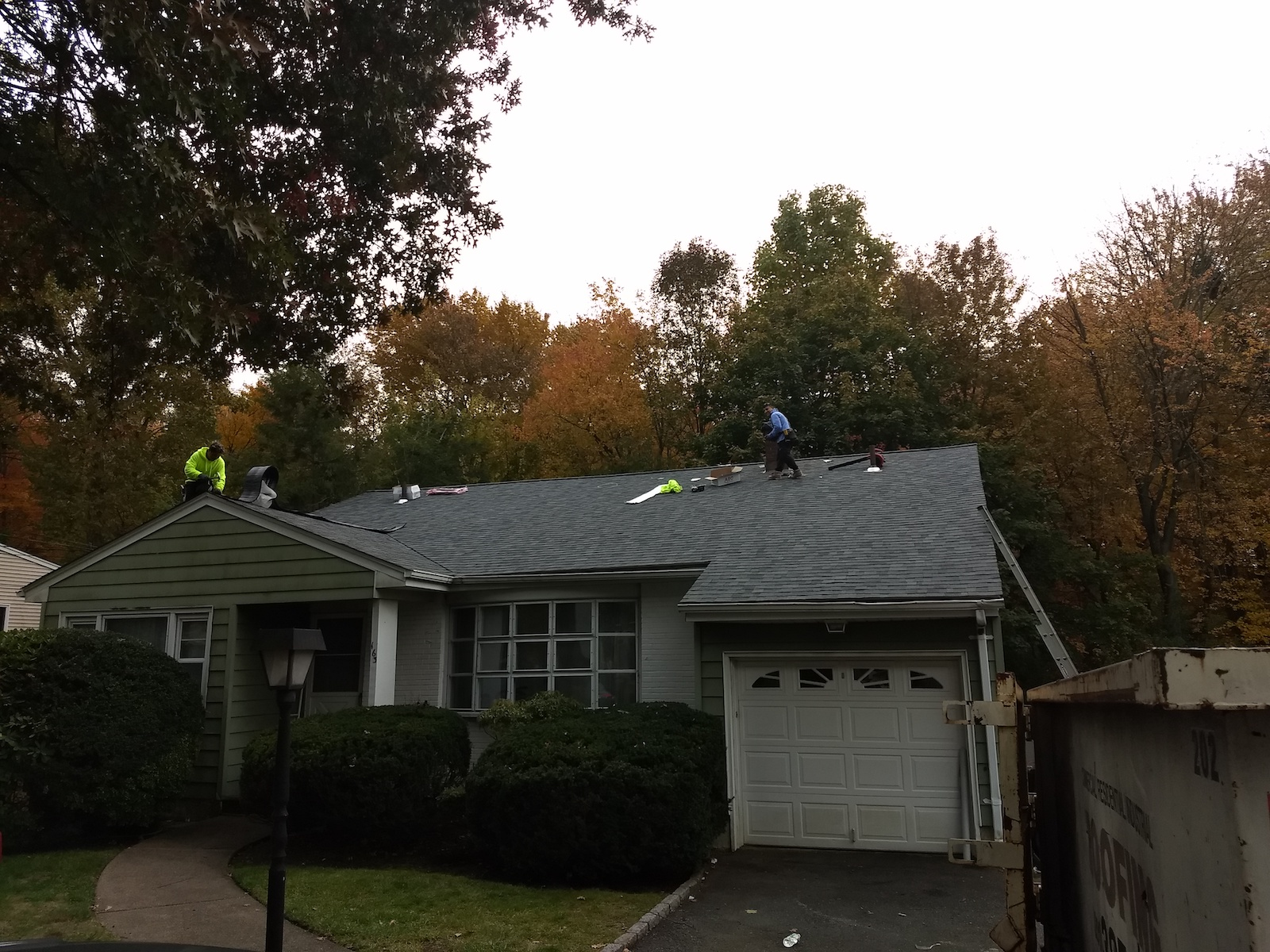 How Long Does a Roof Replacement Take in New Jersey?