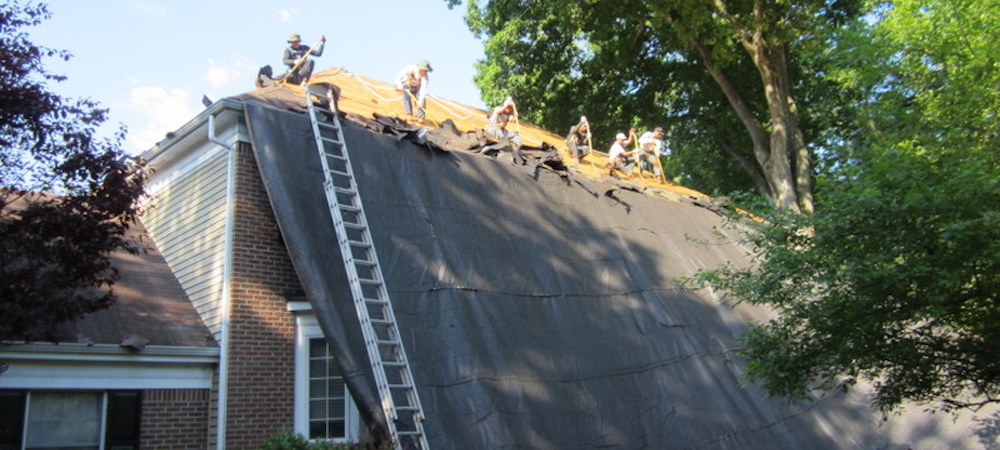Roof Replacement Cost In Nj