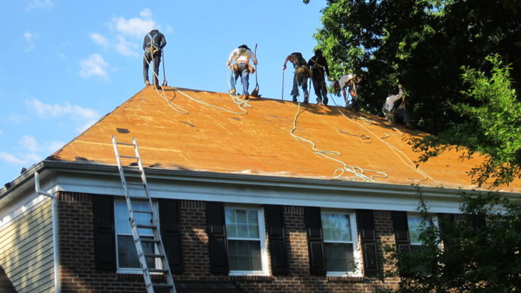 residential roofing systems northern nj