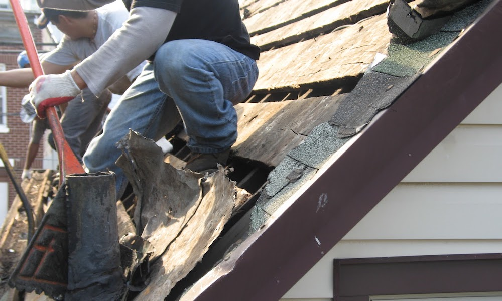 how to choose a roofing contractor in bergen county nj