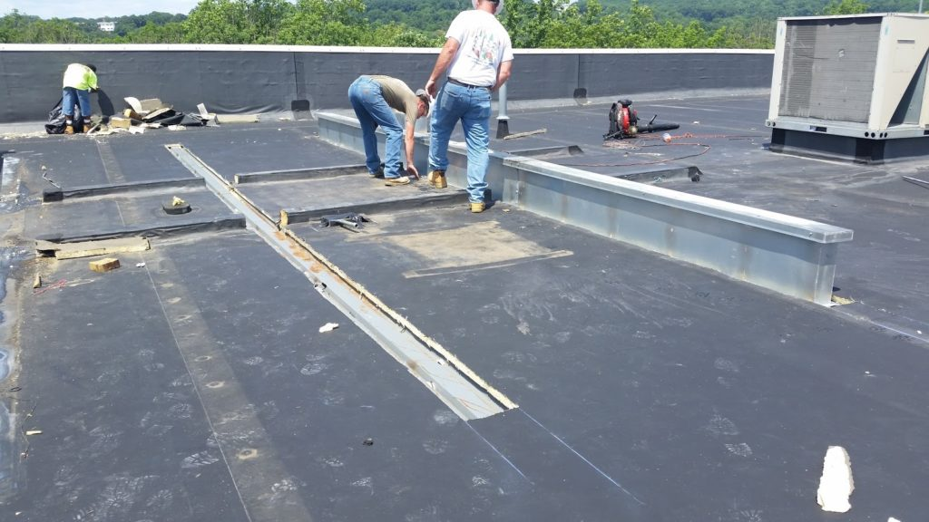 commercial roof maintenance nj