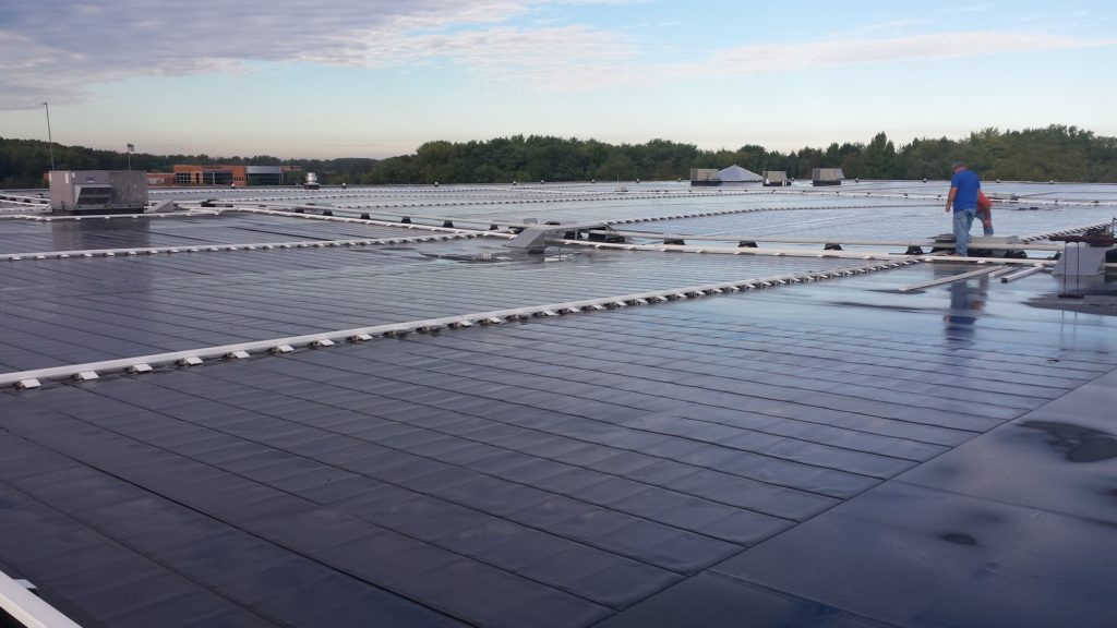 energy efficient roofing material nj