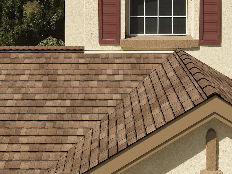 Architectural vs other shingles