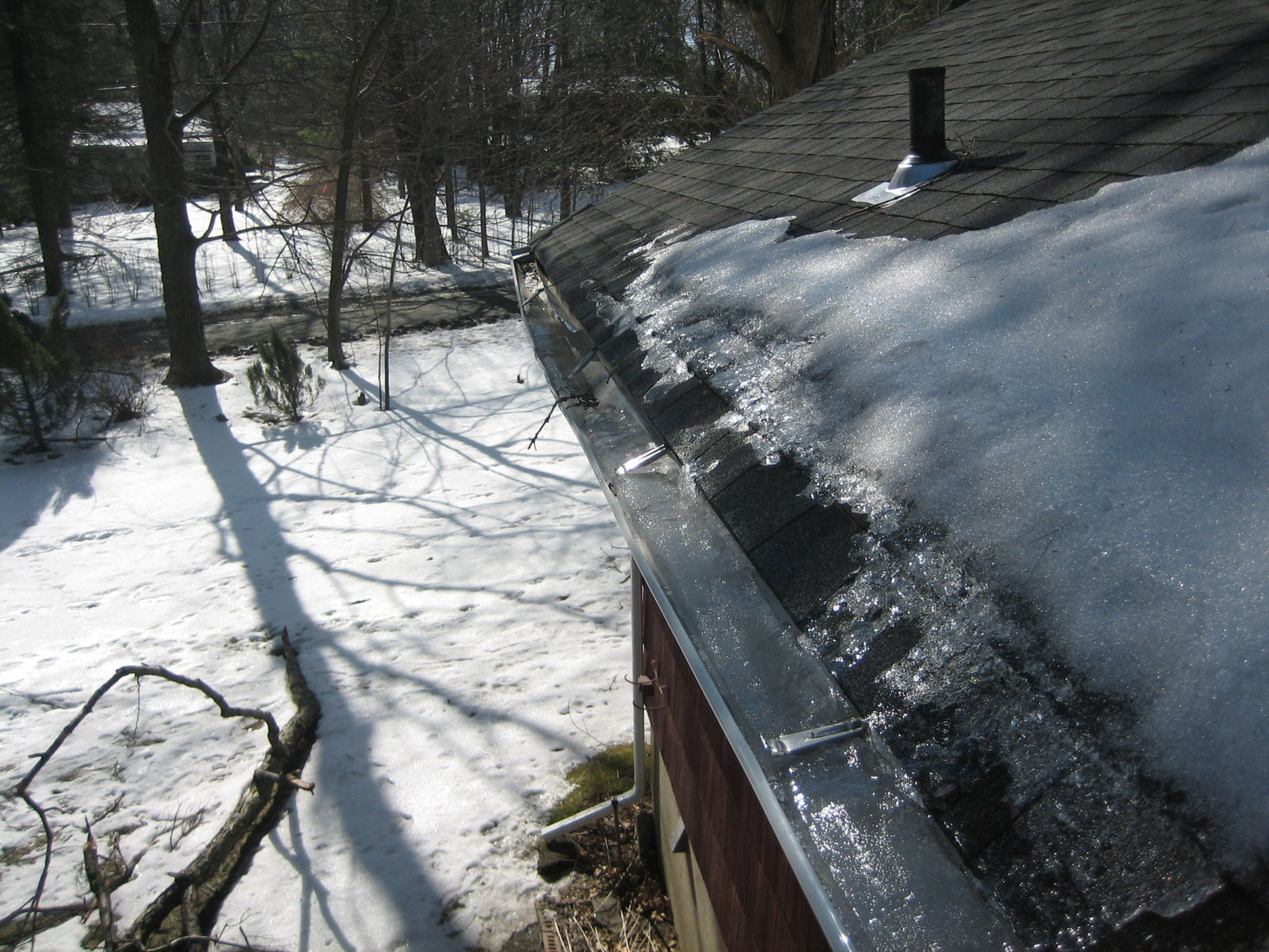 Ice Damming on Your Roof: Treat Current Issues and Prevent Future Problems